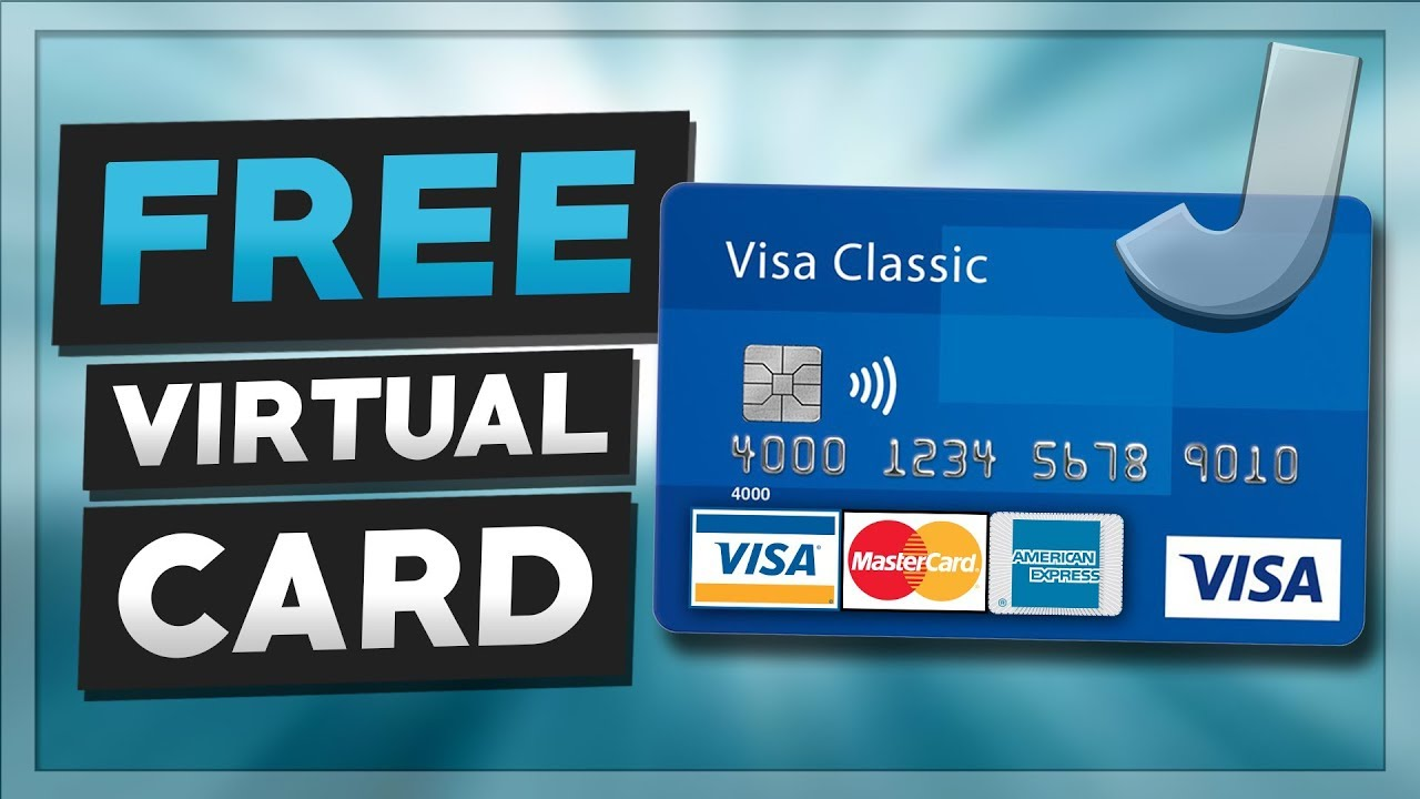12 Free instant approval virtual credit card VCC In India 2018 (NEW) 4