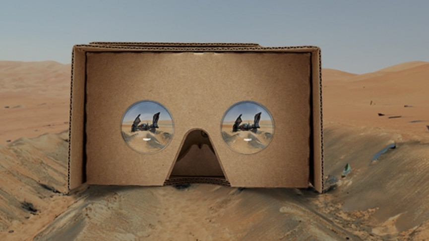 VR games for Google Cardboard