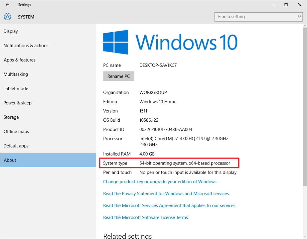 Upgrading Windows 10 from 64-bit to 32-bit , Windows 10 from 64-bit to 32-bit, Windows 10 32-bit, Windows 10 64-bit