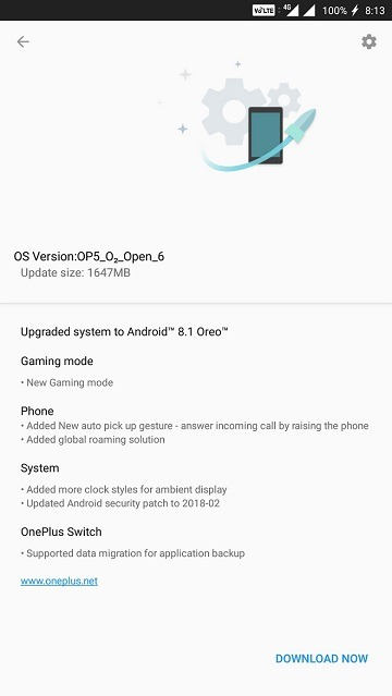 How to Install Oneplus 5 Oxygen OS Open Beta 6 Update, Install Oneplus 5 Oxygen OS Open Beta 6 Update, Oxygen OS Open Beta 6 Update, Oxygen OS