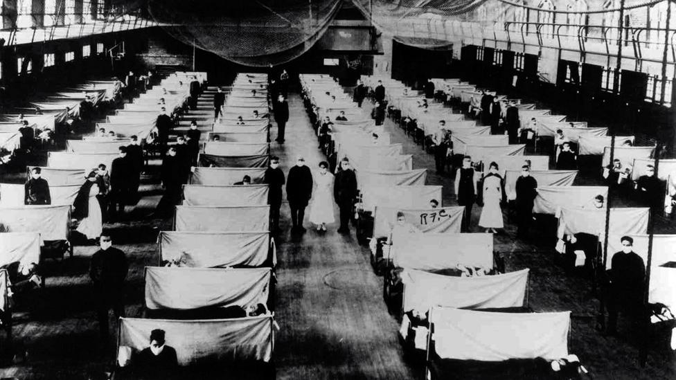 Spanish Flu vs COVID-19