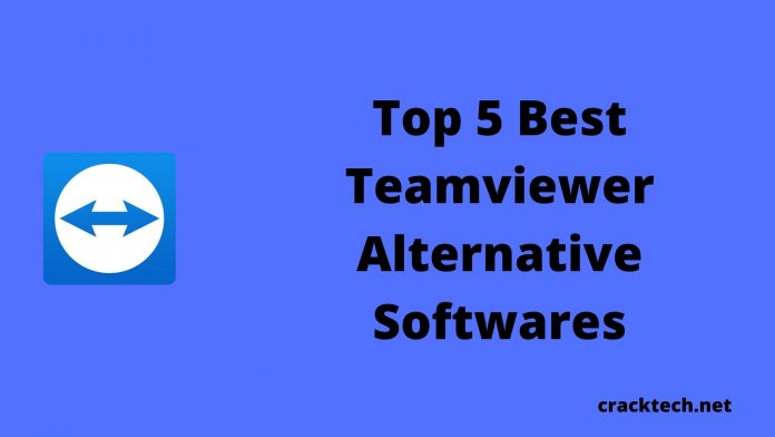 Best Teamviewer Alternative Softwares