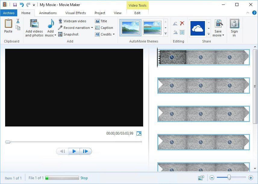 Free Video Editor for PC