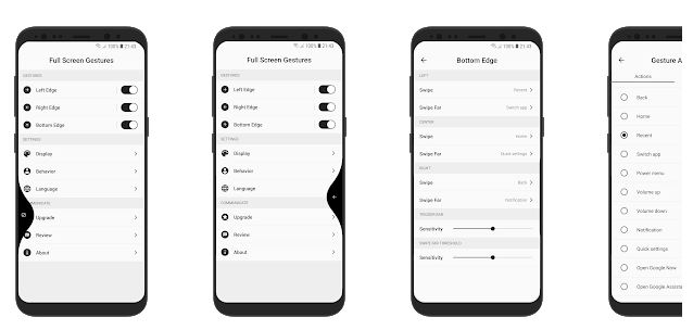 Best Gesture Apps Android