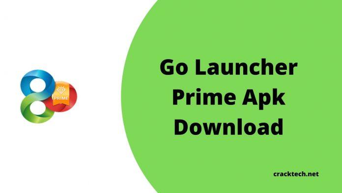 Go Launcher Prime Apk