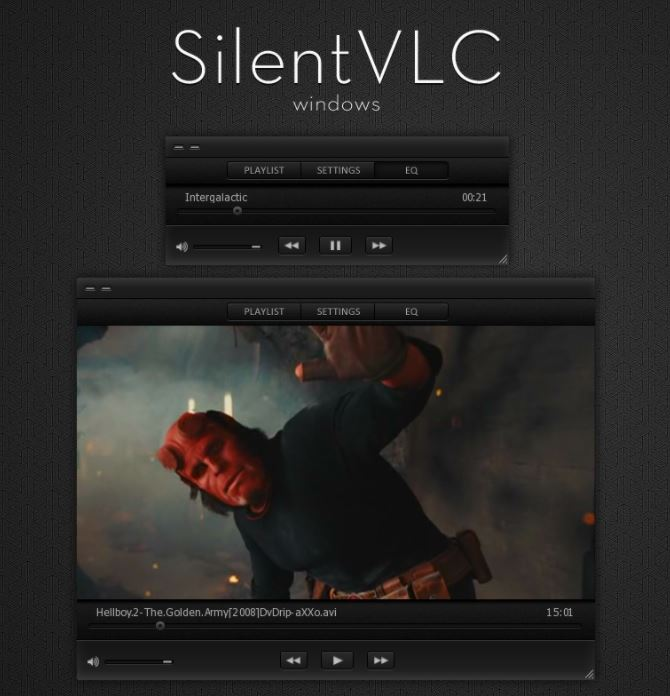 Best VLC Skins