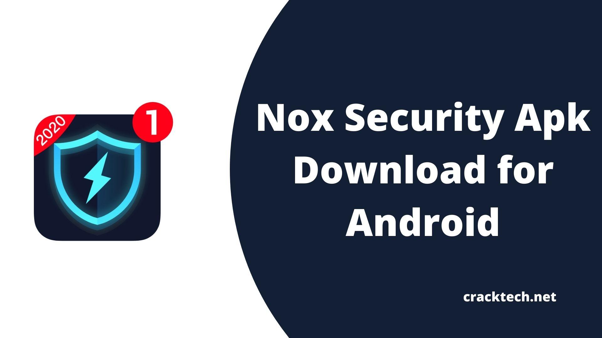 Nox Security Apk