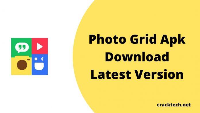 Photo Grid Apk