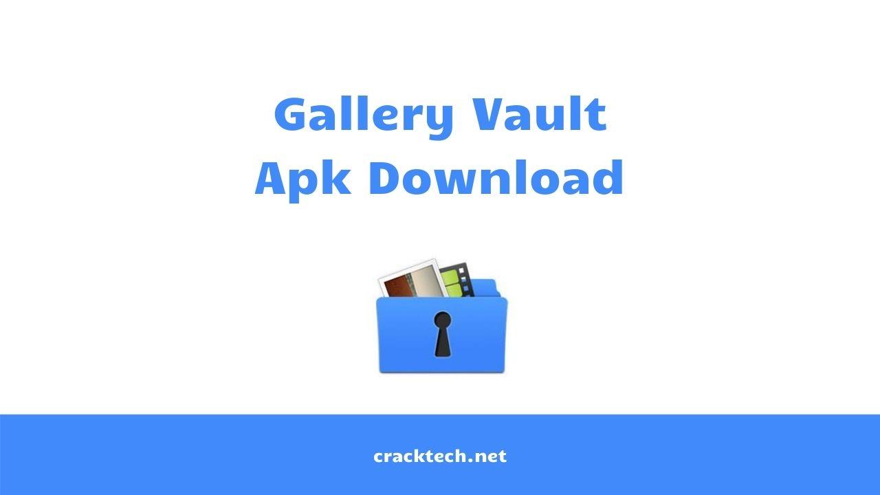 Gallery Vault Apk