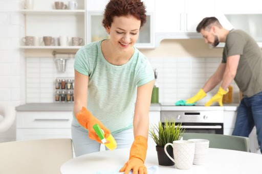 Cleaning Your House