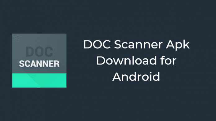 Document Scanner Apk