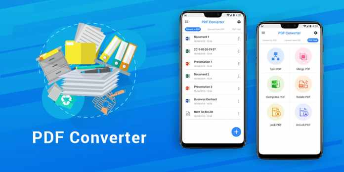 Conversion of PDF with Android App
