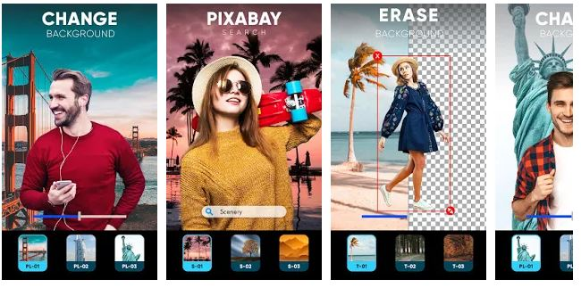 Best Background Eraser Apps for Android