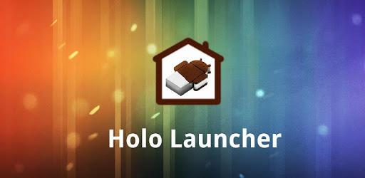 Holo Launcher Apk