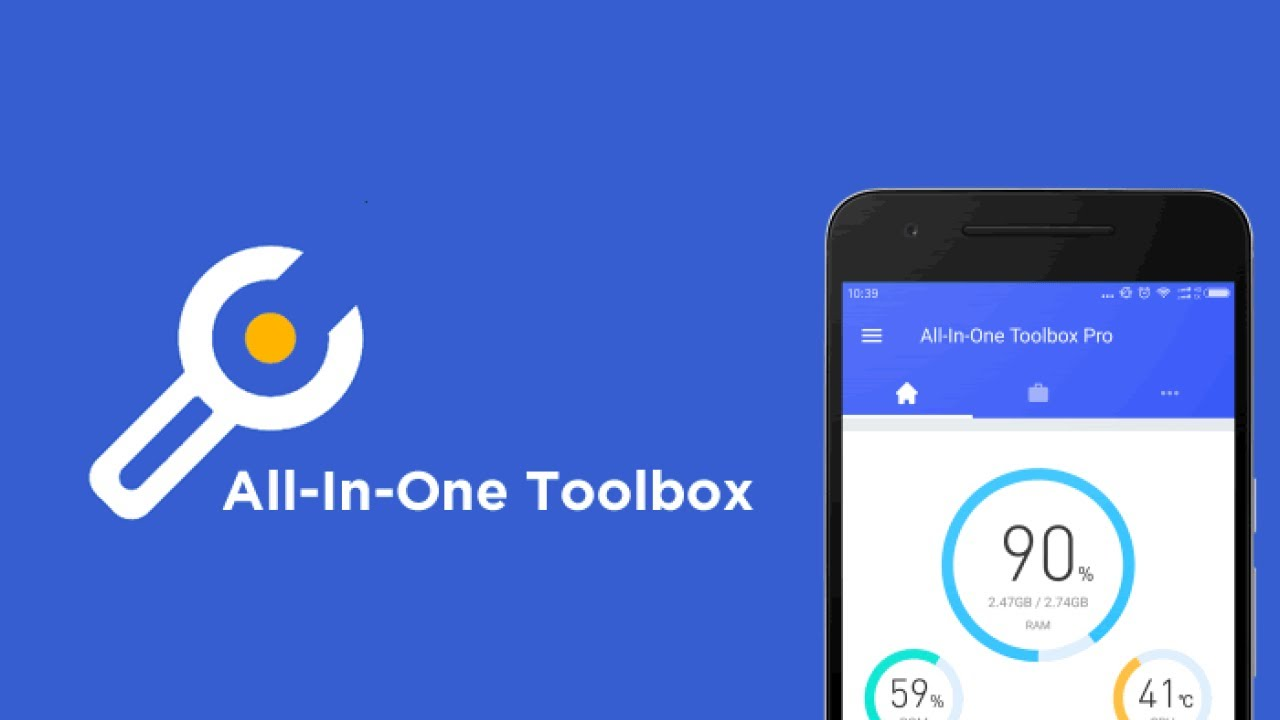 All in One Toolbox Pro Apk