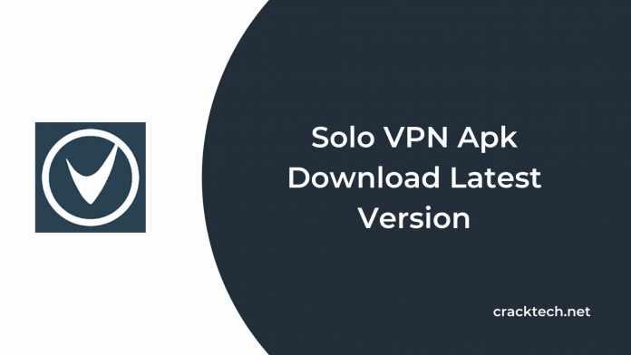 Solo VPN Apk