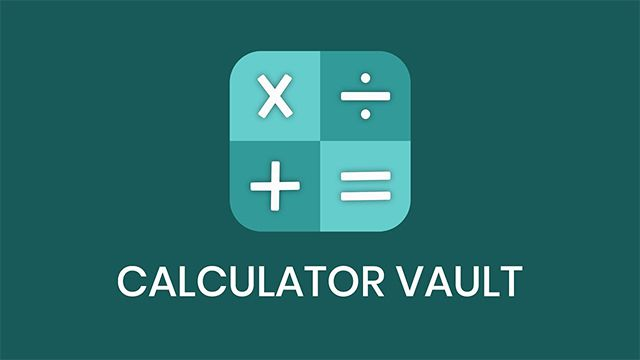 Calculator Vault Apk