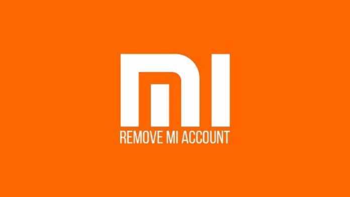 Delete MI Account Permanently