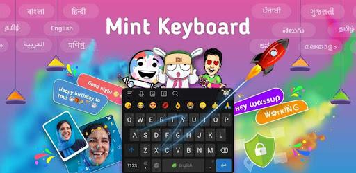 Mint Keyboard Apk