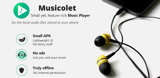Musicolet Apk