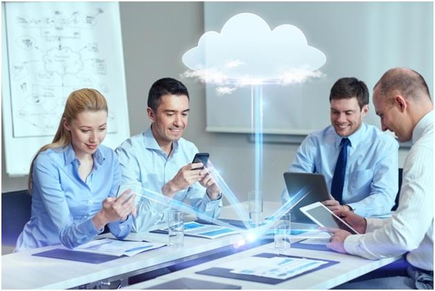 Move into Cloud Communications