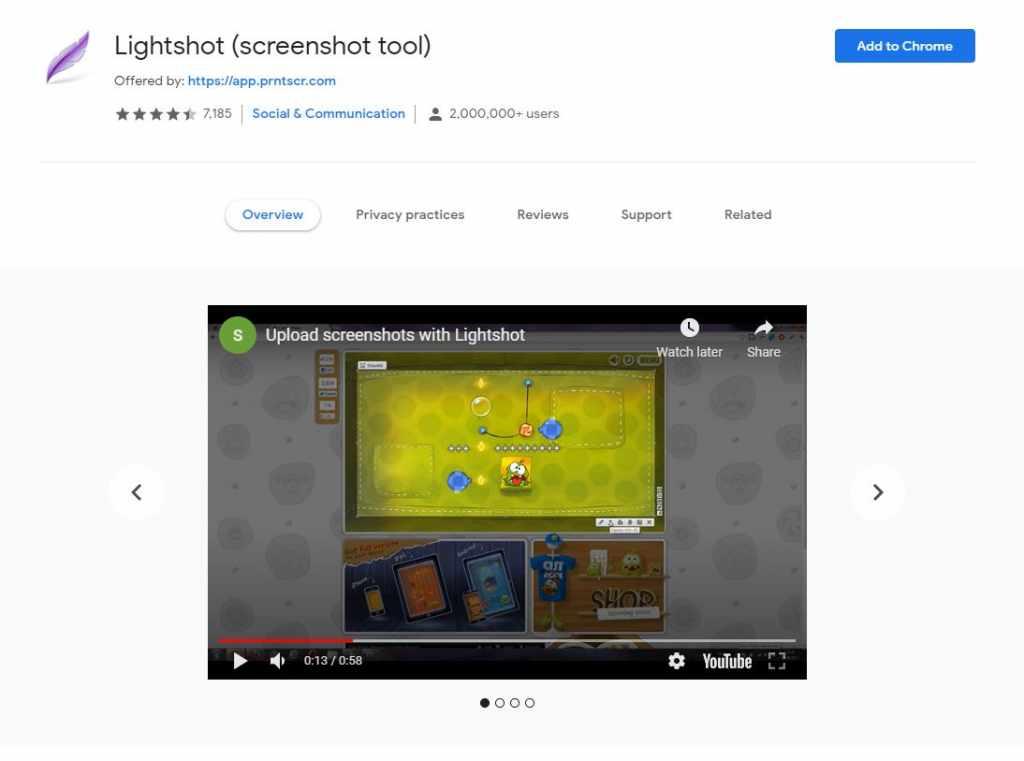 Best Chrome Extension Screenshot