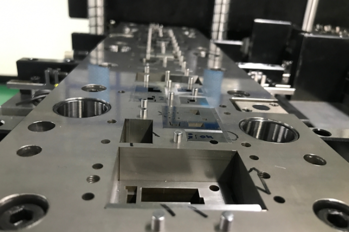 Metalwork Stamping and Forming