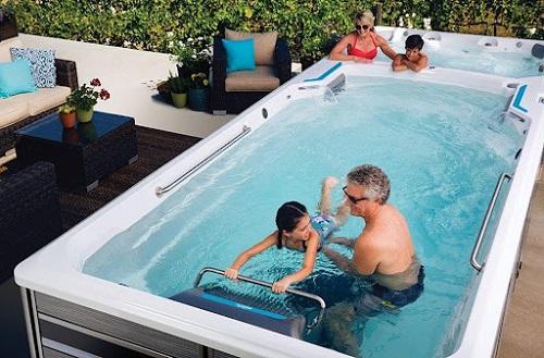 Home Swim Spa