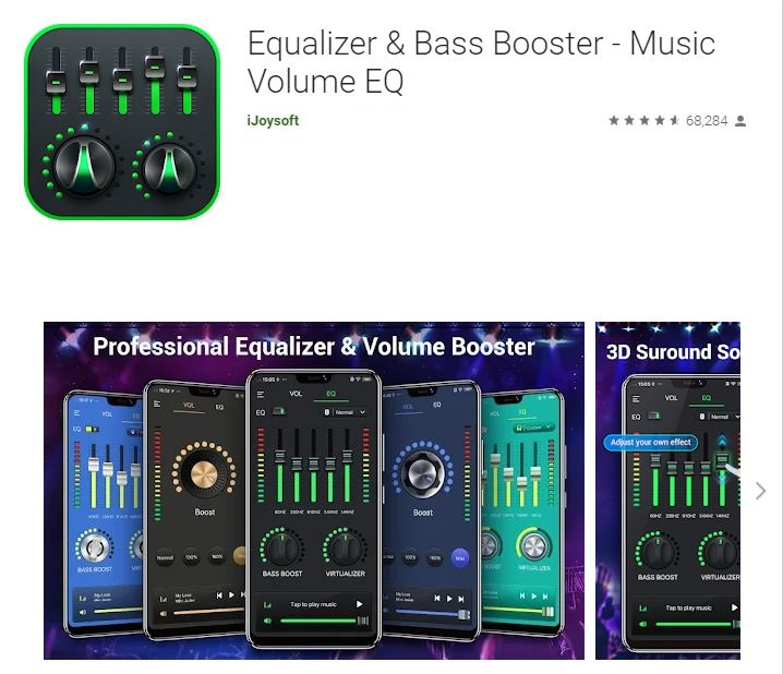 Best Equalizer Apps for Android